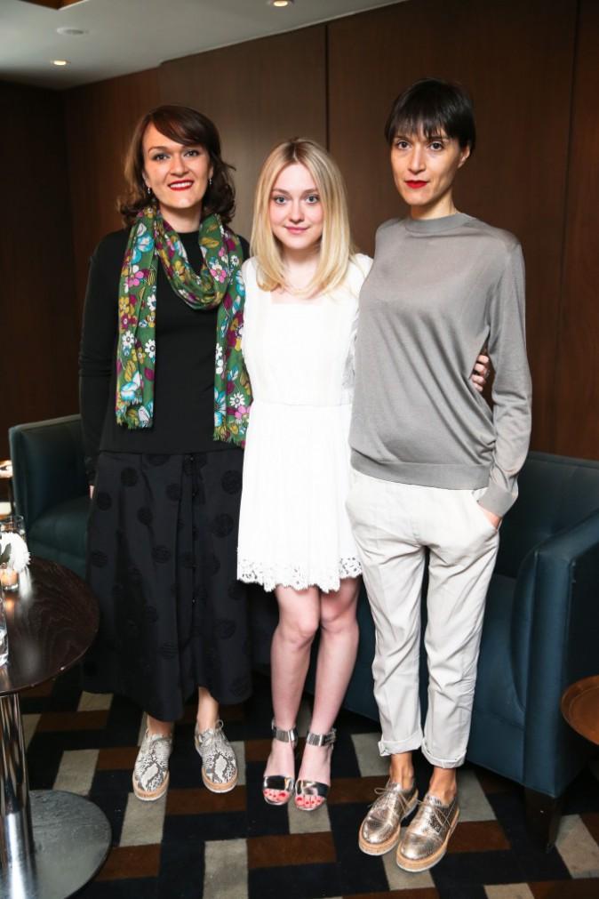 Photos : Dakota Fanning : l'élégance pure pour Vogue !