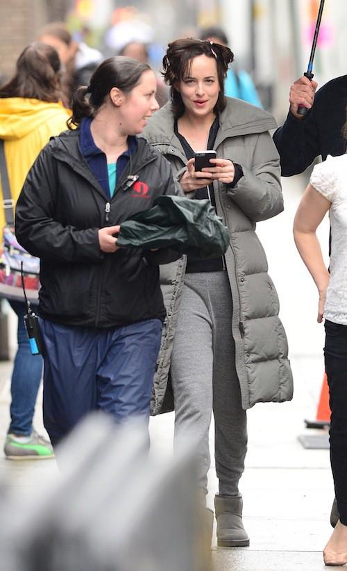 Photos : Dakota Johnson : après 50 Shades, elle enchaîne avec un nouveau tournage !