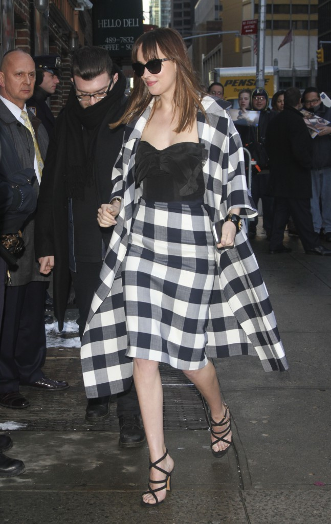 Photos : Dakota Johnson : ouh, la voleuse !