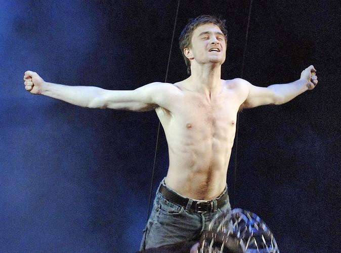 Photos : Daniel Radcliffe dans Equus, en 2007