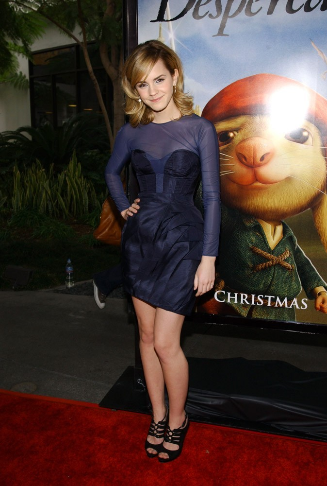 Photos : Emma Watson en 2008