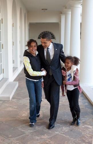Dans les couloirs de la Maison Blanche, avec Barack