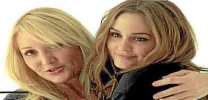 Leighton Meester : sa maman en prison !