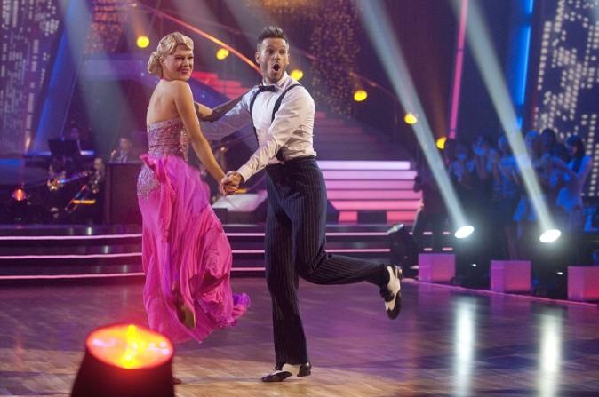 M.Pokora, toujours en tête : normal, c'est quand même un danseur professionnel !