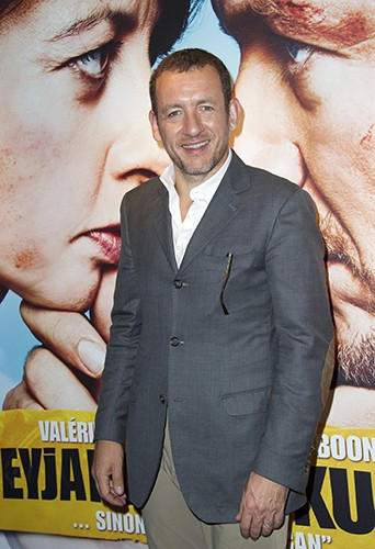Dany Boon à Paris le 30 septembre 2013