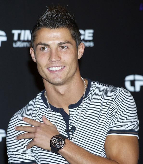 Cristiano Ronaldo pourra combler Irina Shayk cette année avec 29,2 millions d'euros