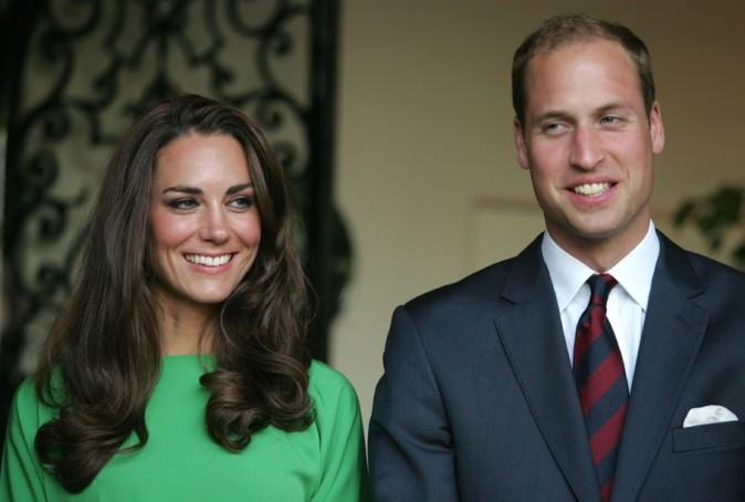 Kate et William gardent le sourire sourire malgré leurs journées interminables