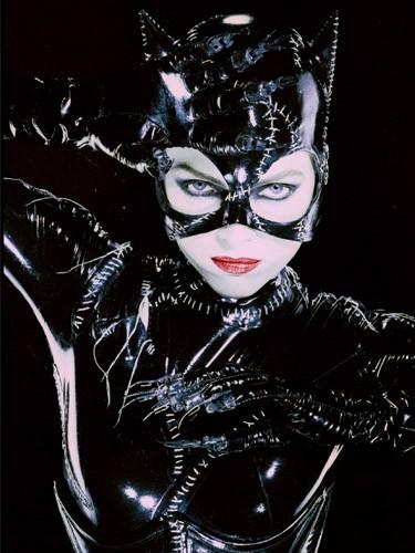 Michelle Pfeiffer (Catwoman dans Batman : Le Défi)