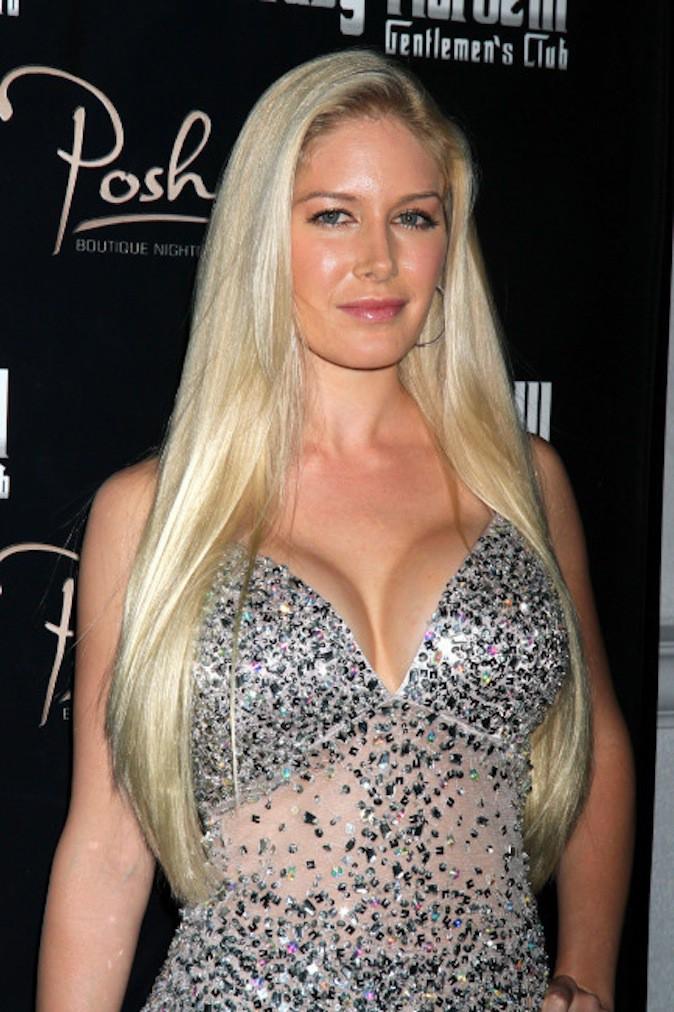 Heidi Montag avant sa réduction mammaire !