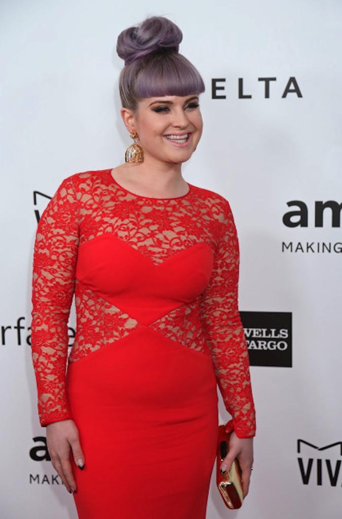 Kelly Osbourne après sa réduction mammaire !