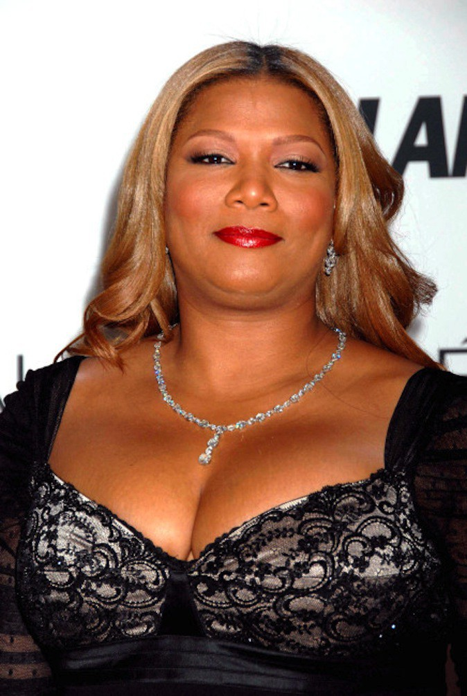 Queen Latifah avant sa réduction mammaire !