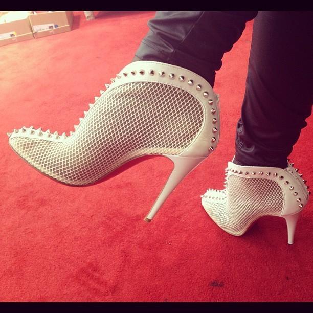 Les precieux souliers