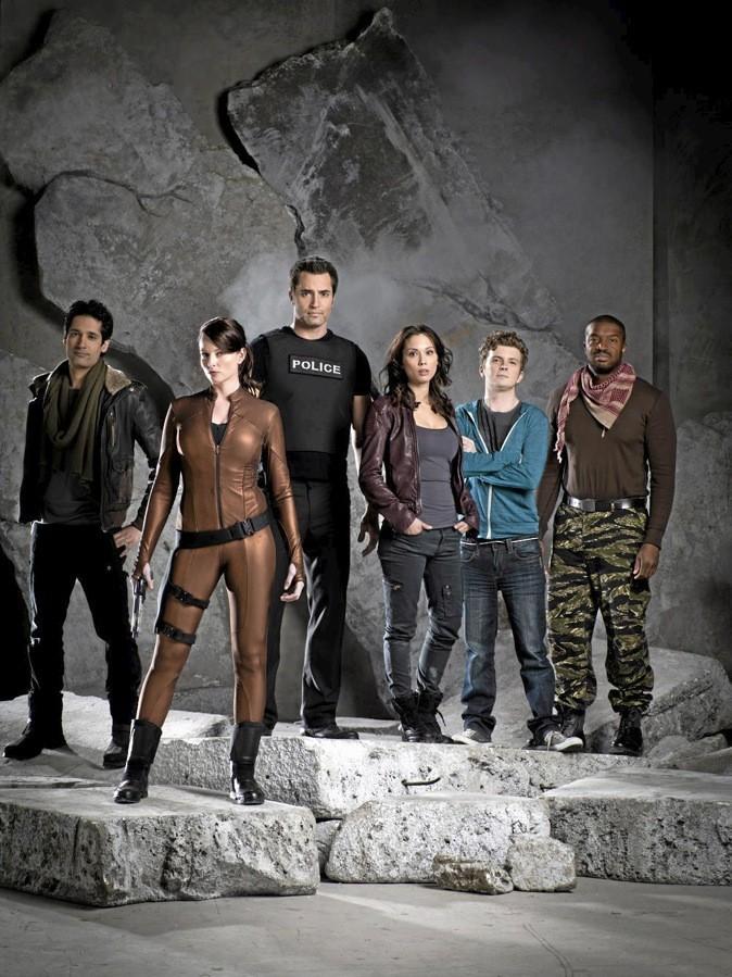 Tous les acteurs de la série !