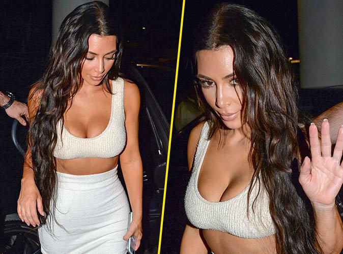 Photos : Découvrez la nouvelle bague à 5 millions de dollars de Kim Kardashian !