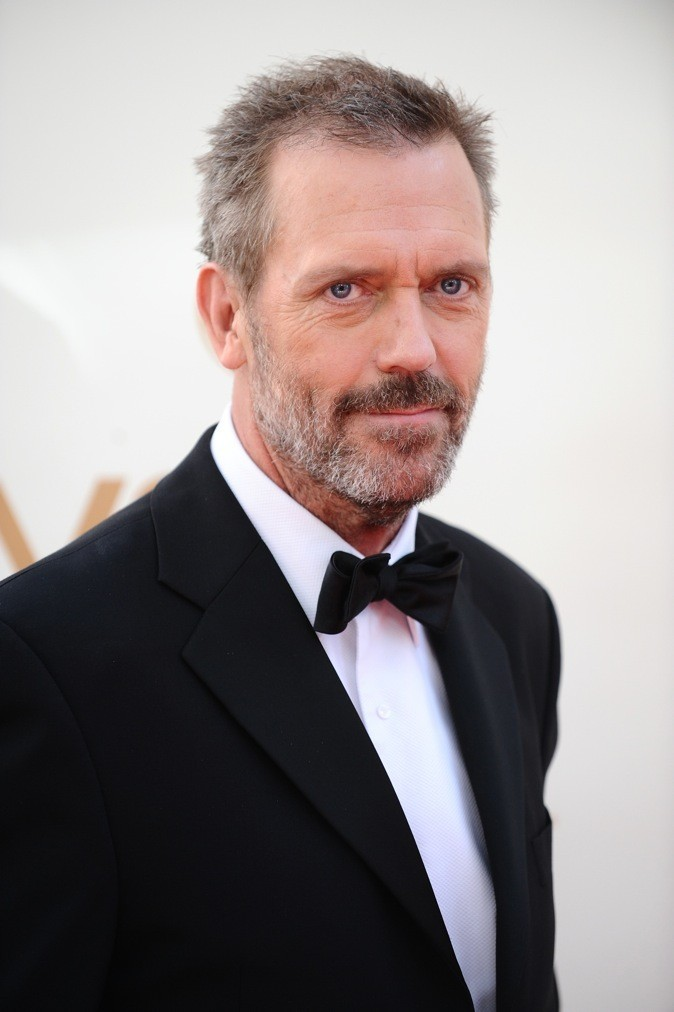 Hugh Laurie : 70ème position !