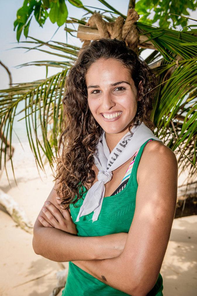 Cassandre, 22 ans, diplômée de tourisme