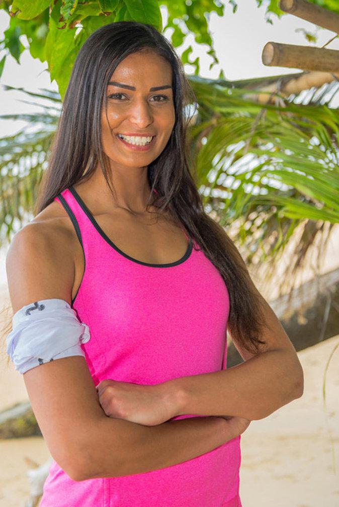 Karima, 26 ans, militaire