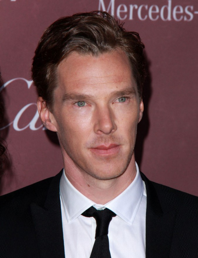 2ème : Benedict Cumberbatch