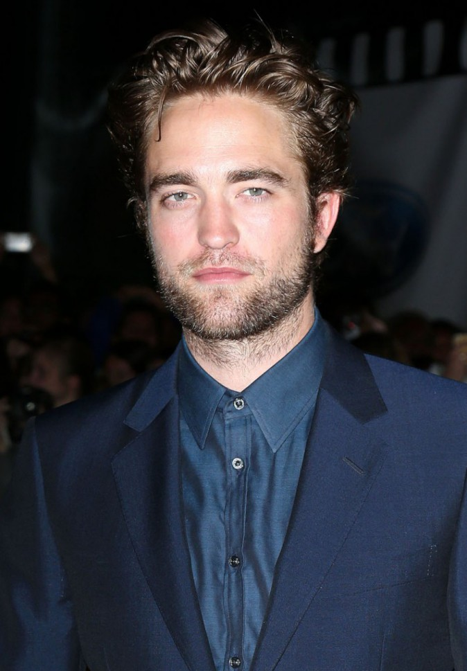 4ème : Robert Pattinson