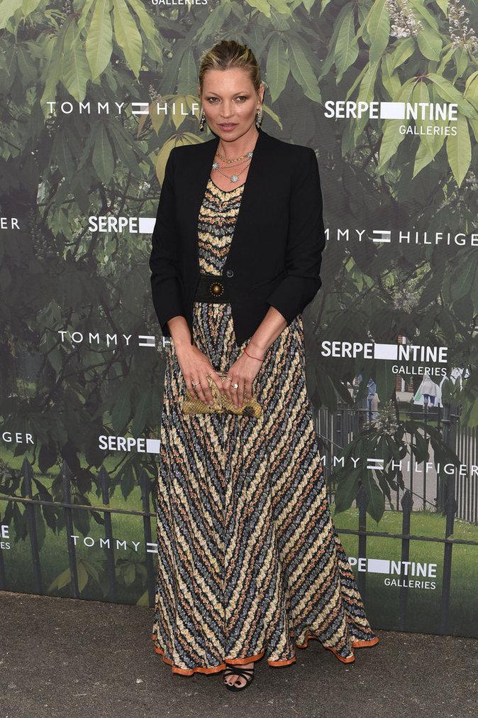 13) Kate Moss : 5 millions de dollars en 2016