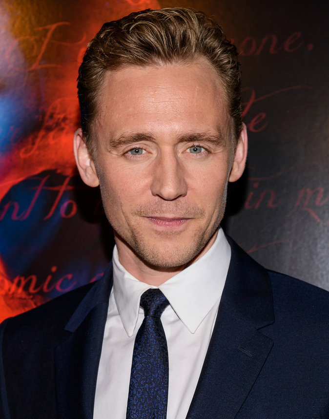 3 - Tom Hiddleston