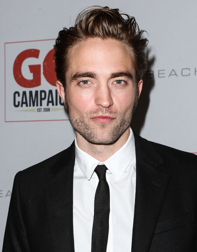 8 - Robert Pattinson