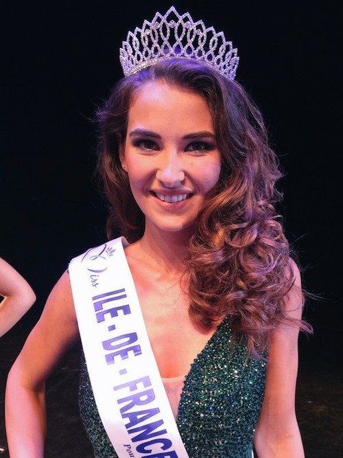 Photos : découvrez Miss Île-de-France 2015, la future Miss France ?