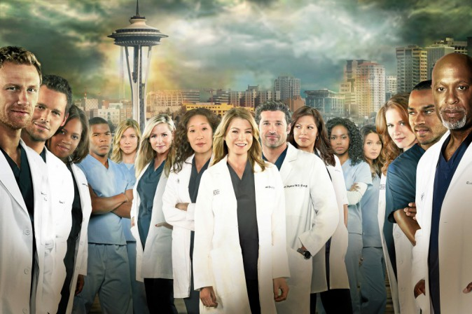 Grey's Anatomy : la plus attendue !