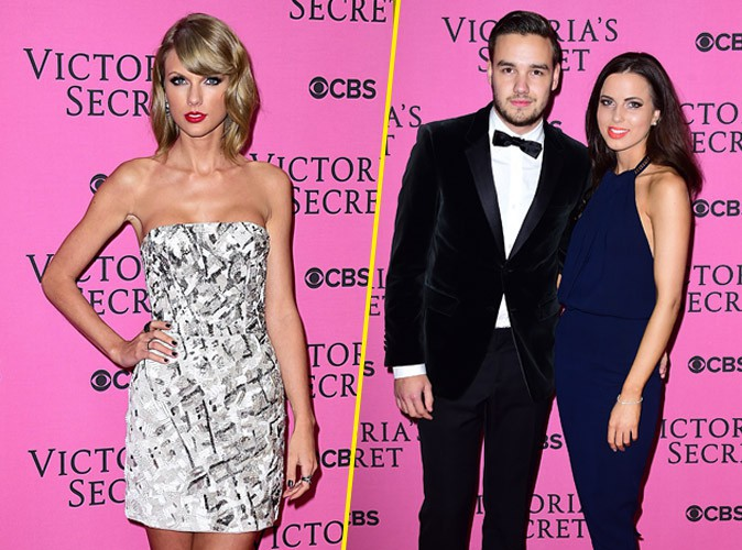 Photos : défilé Victoria's Secret : Taylor Swift prête pour le show, Liam Payne in love !