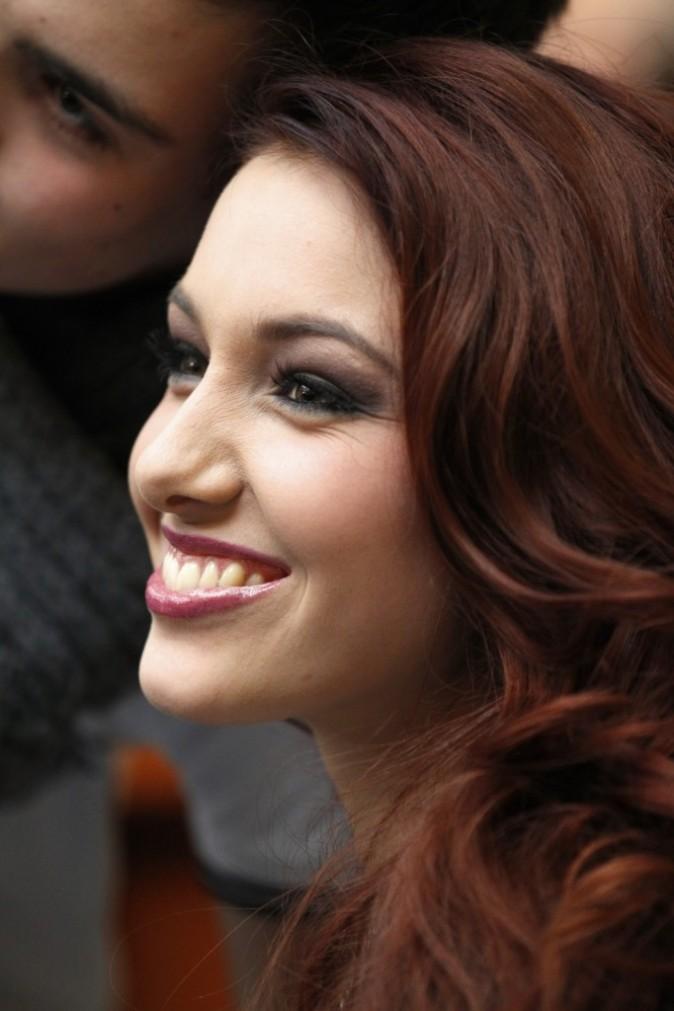 La jolie Delphine remettra son titre à la future Miss France 2013 le 8 décembre
