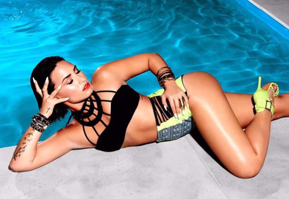 Demi Lovato a 23 ans aujourd'hui !