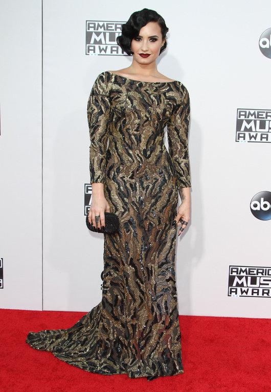 Photos : Demi Lovato : Rare apparition avec son boyfriend