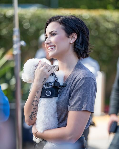 Photos : Demi Lovato : complètement guérie, elle marque son retour en force !
