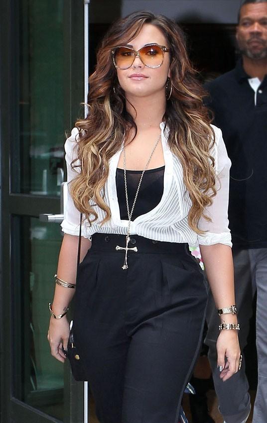 Et dire qu'il y a un an Demi était au plus bas ...