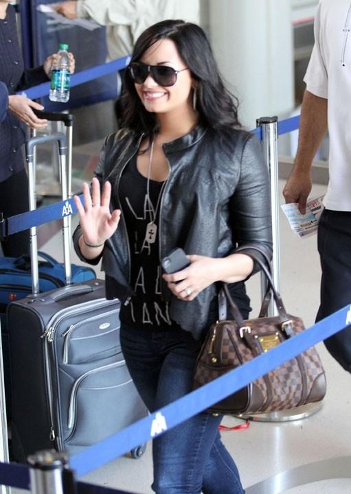 Demi a repris goût à la vie !