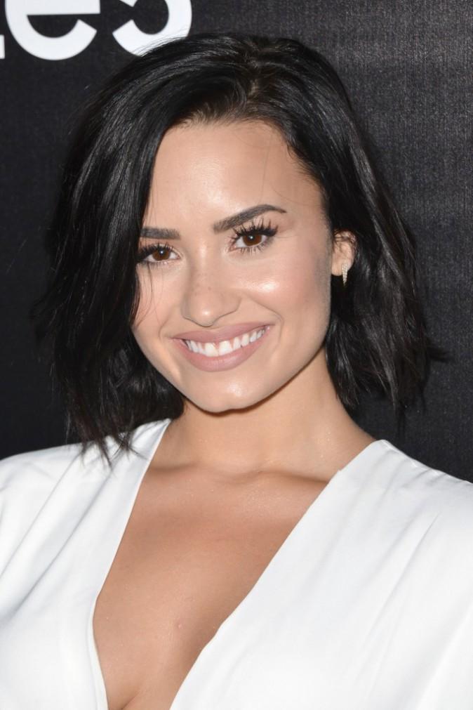 Demi Lovato à Los Angeles, le 18 août 2015