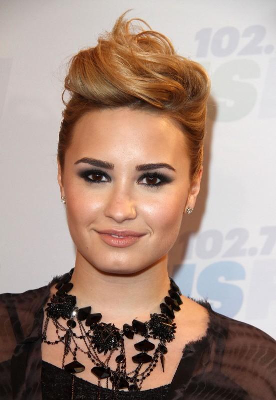 Demi Lovato, Carson, 11 mai 2013.