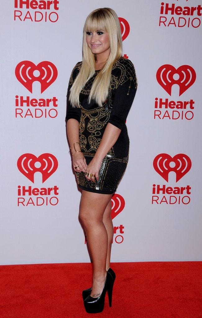 Demi Lovato le 21 septembre 2012 à Las Vegas