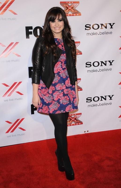 Demi Lovato le 6 décembre 2012 à Los Angeles