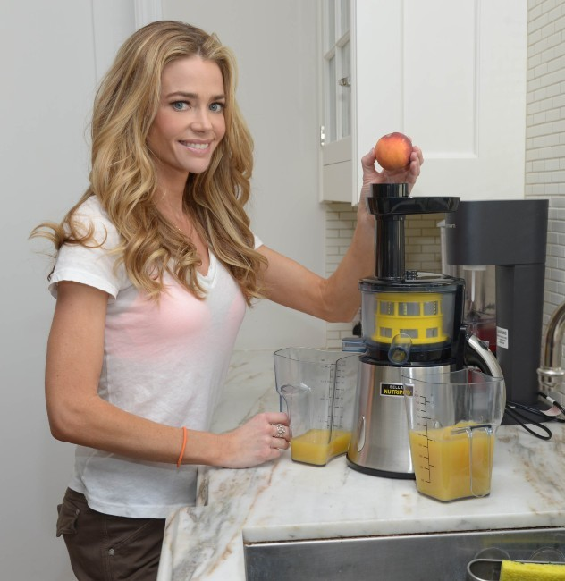 Denise Richards, Los Angeles, 22 avril 2013.