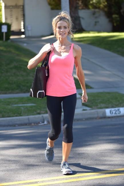 Denise Richards, Beverly Hills, 15 mars 2013.