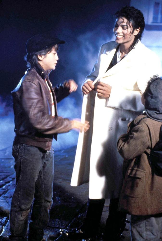 Photos : Micheal Jackson en 1988