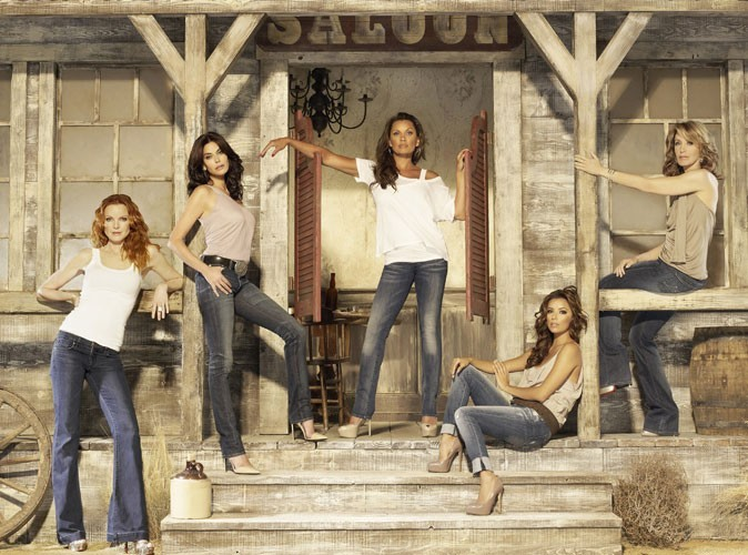 Desperate Housewives en 2010