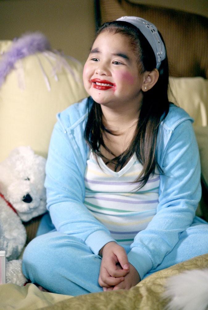 Souvenez-vous : Juanita, la fille de Gabrielle et Carlos !