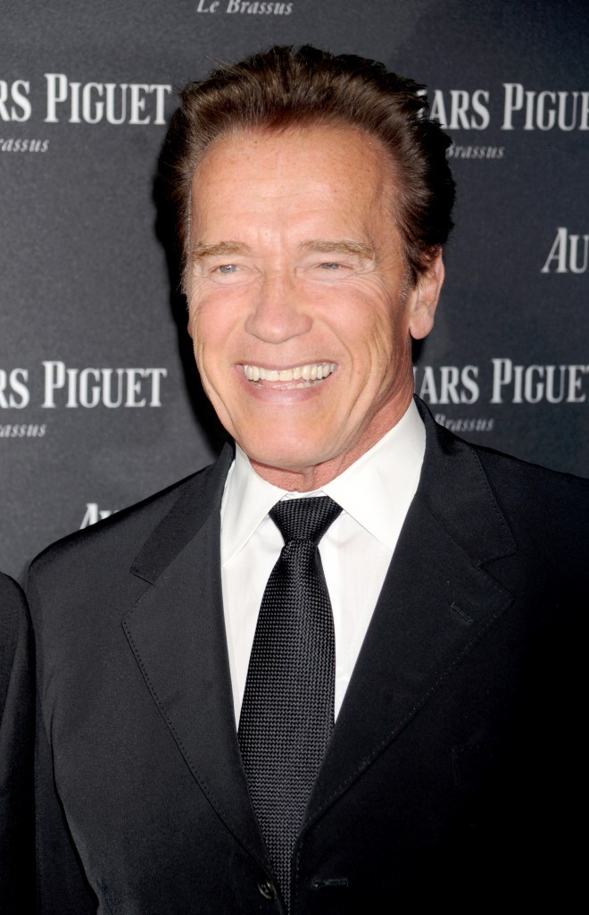 Arnold Schwarzenegger !