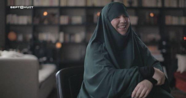 """Photos : Diam's : """"Chez moi je ne suis pas voilée, je suis une femme comme les autres !"""""""