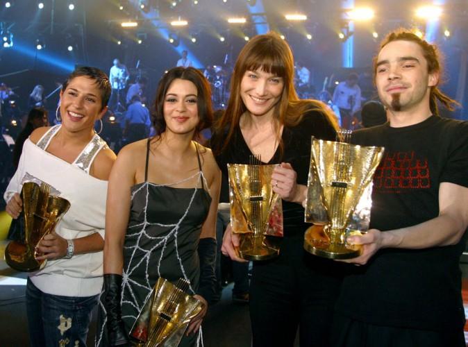 En février 2004, Diam's reçoit la Victoire de la musique du meilleur album raphip hop de l'année, aux côtés d'Emilie Simon, Carla Bruni et Kyo