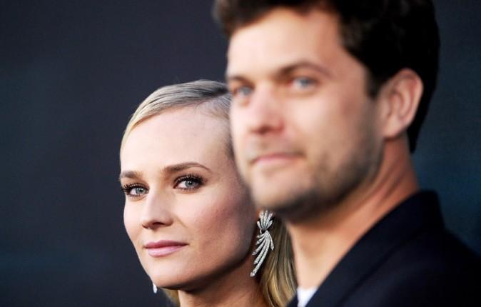 Diane Krüger et Joshua Jackson à l'avant-première de The Host à Hollywood le 19 mars 2013