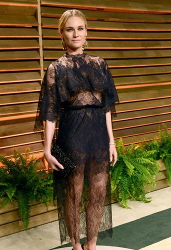 Diane Kruger à Los Angeles le 2 mars 2014