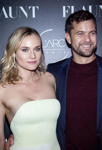 Photos : Diane Kruger et Joshua Jackson : invités d'honneur et VIP à Paris !